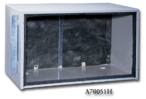 AIR CONDITIONER 9100 BTU 110 EMMERSON QUIET KOOL. OLDER SLYLE, BUT