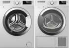 Blomberg 98400 Series Front-Load Washer + Dryer Pair