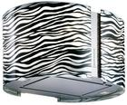 Futuro Futuro Murano Zebra Collection ISMURZEBRA