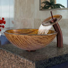 Vigo Industries Vessel Sink Collection VGT021RBRND