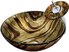 Vigo Industries Vessel Sink Collection VGT028CHRND