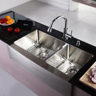 Kraus Kitchen Combo Series KHF20336KPF2220KSD30