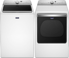 Maytag Heritage Series Top-Load Washer + Dryer