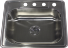 Nantucket Sinks Madaket Collection NS25228