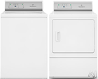Speed Queen 82 Series Top-Load Washer + Dryer