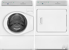 Speed Queen 9 Series Front-Load Washer + Dryer