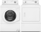 Speed Queen ADN50 Series Front-Load Washer + Dryer