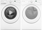 Whirlpool 7200 Series Front Load Washer + Dryer Pair