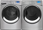 Whirlpool 98 Series Front-Load Washer + Dryer Pair