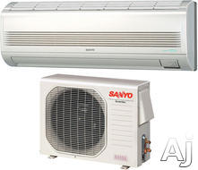 Sanyo 9000 BTU Mini Split Air Conditioner 09KS71