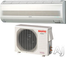 Sanyo 11900 BTU Mini Split Air Conditioner 12KHS71
