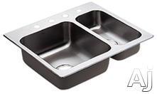 Moen Camelot Drop-In Sink 22238