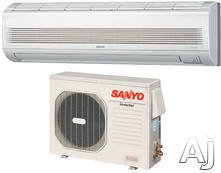 Sanyo 24,200 BTU Multi Zone Ductless Split System 24KHS72