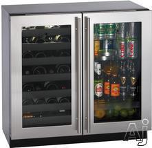 """U Line Modular 3000 35"""" Built In Beverage Center 3036BVWC"""