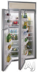 Northland Built In Side-by-Side Refrigerator 363DS