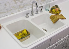 CorStone Double Bowl Kitchen Sink 36400
