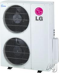 LG 34,000 BTU Quad Zone Ductless Split System LMU369HV