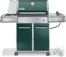Weber Genesis Freestanding Barbecue Grill 3757001