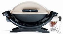 Weber Portable Liquid Propane Barbecue Grill 386002