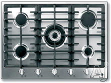 """Fagor 30"""" Sealed Burner Gas Cooktop 3FIA5GLSTX"""