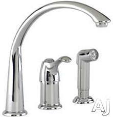 Gerber Allerton Cast Spout Faucet 40162X