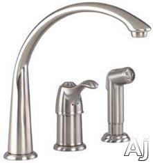 Gerber Allerton Cast Spout Faucet 40162SS