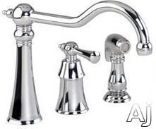 Gerber Kitchen Cast Spout Faucet 40182X