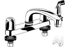 Gerber Kitchen Cast Spout Faucet 42516X