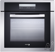 "Fagor 24"" Single Electric Wall Oven 6HA200TDX"
