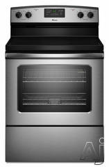 "Amana 30"" Freestanding Electric Range AER5630BA"