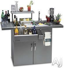 Alfresco Freestanding Outdoor Bar ADT30C