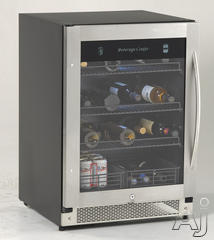 Avanti 5.8 Cu. Ft. Freestanding/Built In Beverage Center BCA57SSR