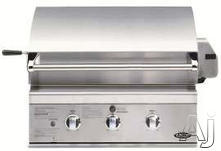 DCS Built In Natural Gas Barbecue Grill BGB30BQRN
