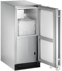 "U Line Outdoor 15"" Built In Ice Maker BI2115SOD"