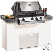 Napoleon Ultra Chef Built In Barbecue Grill BIU405RBNSS2
