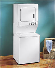 "Maytag 28"" Electric Laundry Center LSE7806AC"