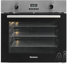 """Blomberg 24"""" 24"""" Single Electric Wall Oven BWOS24200"""