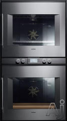 "Gaggenau 30"" 30"" Double Electric Wall Oven BX280"