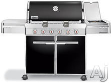 Weber Summit 620 Freestanding Barbecue Grill E620