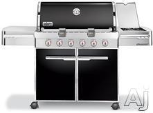 Weber Freestanding Barbecue Grill E620