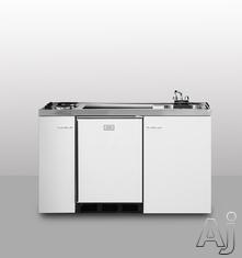 "Summit 59"" Compact Kitchen C60"