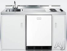 Summit Compact Kitchen C60EL