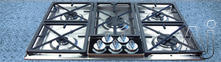 Caldera Sealed Burner Gas Cooktop CASSK