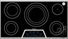 "Thermador 36"" Smoothtop Electric Cooktop CES365FS"