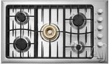 "Fisher & Paykel 36"" Gas Cooktop CG365DWACX1"