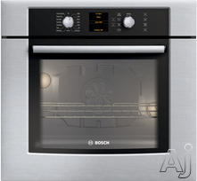 "Bosch 27"" 27"" Single Electric Wall Oven HBN540UC"