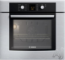 "Bosch 300 30"" Single Electric Wall Oven HBL340UC"