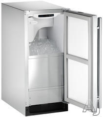 "U Line Outdoor 15"" Built In Ice Maker CLR2160SOD41"