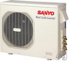 Sanyo Flexi-Multi 19,100 BTU Tri Zone Ductless Split System CMH1972