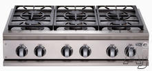 "DCS 36"" Sealed Burner Gas Cooktop CP364GDSS"